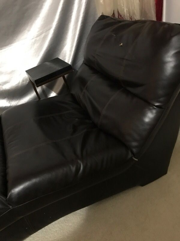 Reclaiming chair