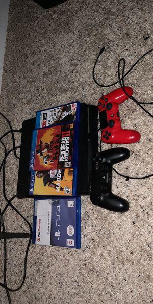 PS4 slim for Sale in Ashburn, VA