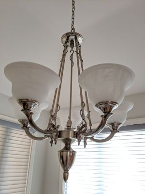 Dining room light fixture for Sale in Sunnyvale, CA
