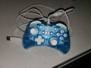 PDP Rock Candy Wired Controller for Nintendo Switch, Blu-Merang for Sale in La Mirada, CA