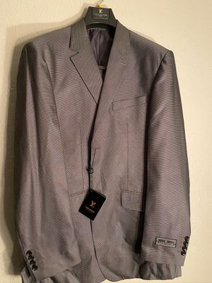 Grey Louis Vuitton Suit for Sale in Dallas, TX