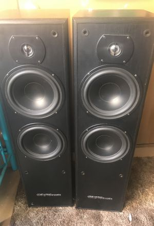 Two Digital Pro Audio Speakers for Sale in Laguna Beach, CA