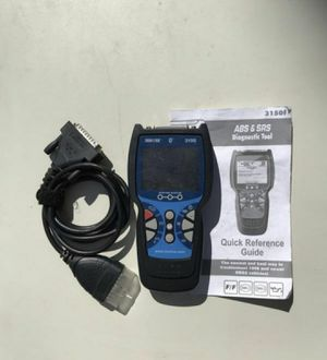 Innova 3150f OBD scan tool code reader diagnostic tool in like new condition. for Sale in Patterson, CA