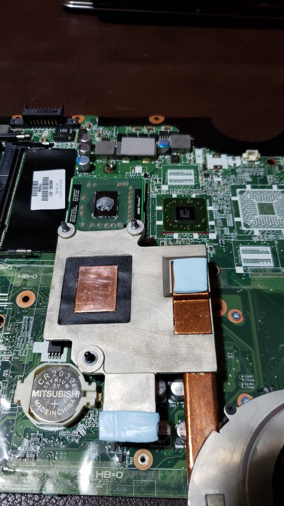 "HP 15.4"" Laptop, AMD Turion X2 RM-72, 4GB RAM, 128GB SSD, Windows 10 Pro, Office 2019 Pro: $200 FIRM"