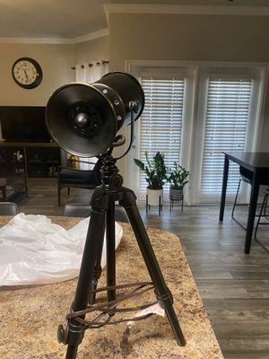 Adjusting lamp for Sale in Austin, TX