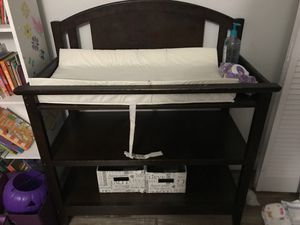 Diaper changing table for Sale in San Antonio, TX