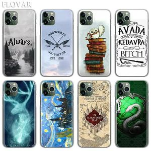 Potter Love Always Phone Cases for Apple iPhone 11 Pro Max X XR XS MAX 11 Pro 7 8 6 6s Plus 5 5S SE Hard Cover for Sale in Long Beach, CA