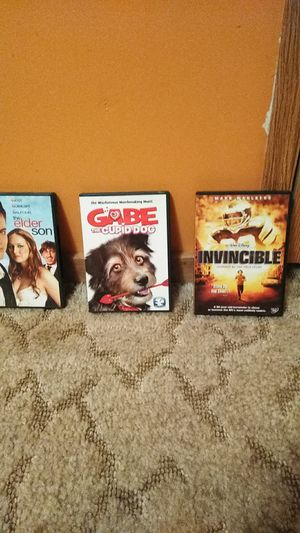 DVDs 3.00$ apiece for Sale in Marshfield, MO
