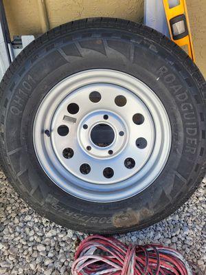 Trailer spare tire for Sale in Pompano Beach, FL