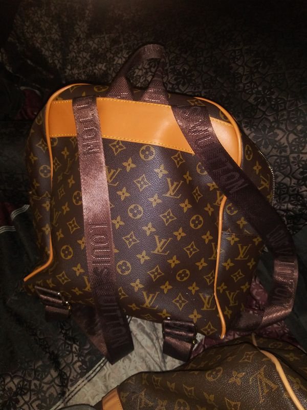 Louis vuitton bag set