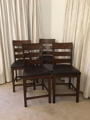 Counter Height Chairs / Sillas Altas for Sale in Norwalk, CA