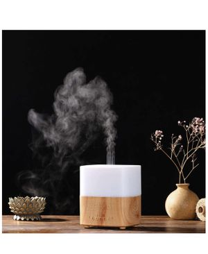 3.7 out of 5 stars 18 Reviews Daroma Alarm Essential Oil Diffuser,300ml Aromatherapy Scent Mist Fragrance Ultrasonic Room Humidifier Home Office Gif for Sale in Houston, TX