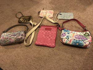 Coach purses and wristlets for Sale in Ocoee, FL