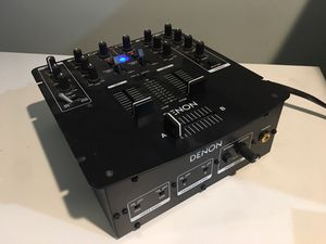 Denon DN-X120 DJ Mixer, low hours for Sale in Portland, OR