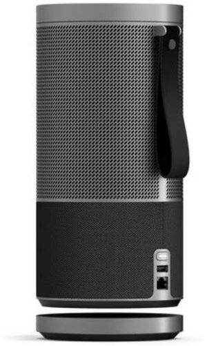 VIZIO - SmartCast Crave 360 Wireless Speaker for Streaming Music (1-Pack) - Silver for Sale in Folsom, CA