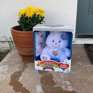 25th Anniversary Care Bear + DVD for Sale in Phoenix, AZ