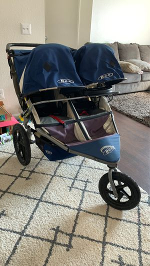 BOB double stroller for Sale in San Diego, CA