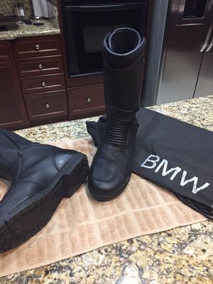 BMW Motorrad Motorcycle Boots for Sale in Galt, CA