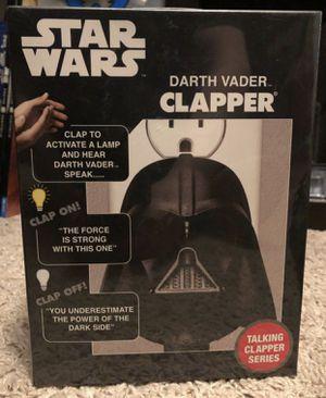 Star Wars Darth Vader Clapper for Sale in Mesa, AZ