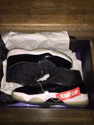 Jordan 11 space jam for Sale in Hughesville, PA