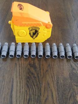 Nerf N-stike Vulcan Box And Chain for Sale in South Pasadena,  CA
