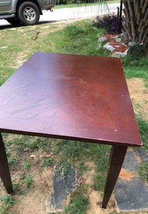 Kitchen table dark brown for Sale in Columbia, SC