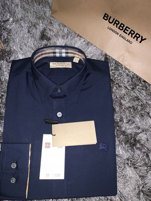 Burberry Button Up for Sale in Chula Vista, CA