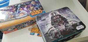 Star War Puzzles ( 2), in lot. New, unopened for Sale in Sanford, FL