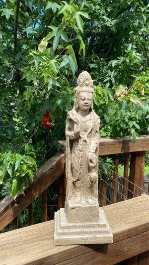 A Buddha statue 2 feet tall for Sale in Alexandria, VA