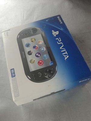 SONY PLAYSTATION VITA box ONLY for Sale in Mount Hope, KS