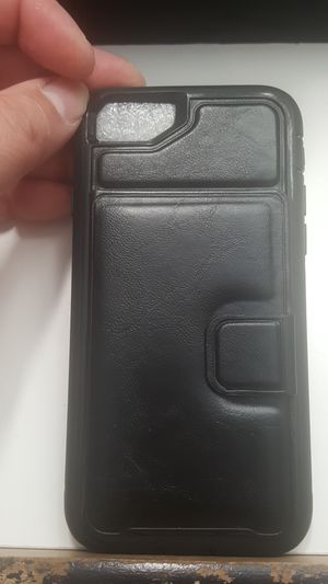 """Case for iphone 7/8 4.7"""" not plus black new 10firm shiping only for Sale in Phoenix, AZ"""