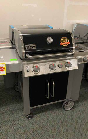 Gas Grill Weber! New with Warranty! Genesis LZJ7 for Sale in Irvine, CA