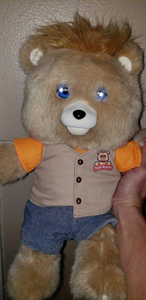 Teddy ruxpin 2018 for Sale in Harvey, LA