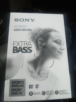 Sony (extra bass) ear buds for Sale in Minneapolis, MN