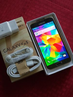 Samsung Galaxy S5, Factory Unlocked for Sale in Annandale, VA