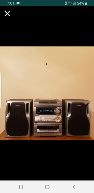 AIWA STEREO SYSTEM for Sale in Chicago, IL