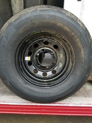 225 75 15 new tire and wheel for Sale in Welches, OR