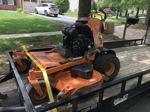 """Scag 62"""" fuel injection motor. 2017 for Sale in North Potomac, MD"""