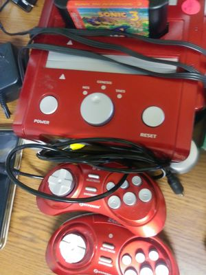 3in1 sega PlayStation Nintendo for Sale in East Saint Louis, IL