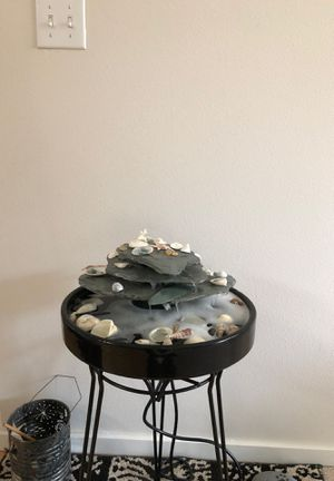 Fountain and stand for Sale in Lynnwood, WA