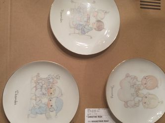 Precious Moments Month Plates for Sale in Carmel Hamlet,  NY