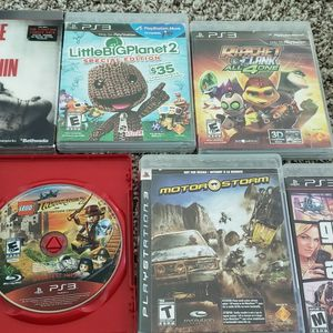 PS3 GAMES for Sale in Phoenix, AZ