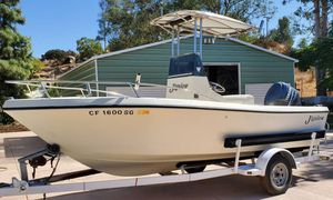 19 FOOT, PRECISION, CENTER CONSOLE, FISHING BOAT for Sale in San Diego, CA