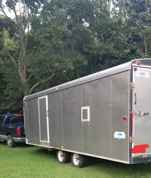2007 sno runner 28ft trailer for Sale in Franklinton, NC