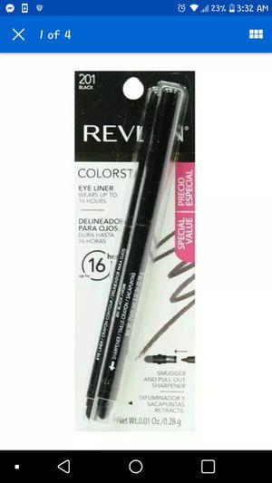 Revlon colorstay Eyeliner Black #201 (2pk) for Sale in Creve Coeur, IL