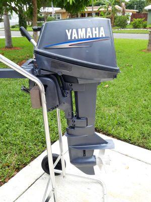 Yamaha 8 hp for Sale in Pompano Beach, FL