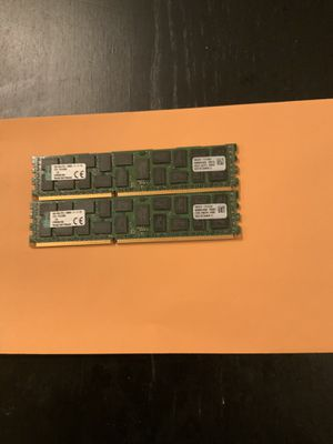 16 GB DDR3 DESKTOP RAM for Sale in Chicago, IL