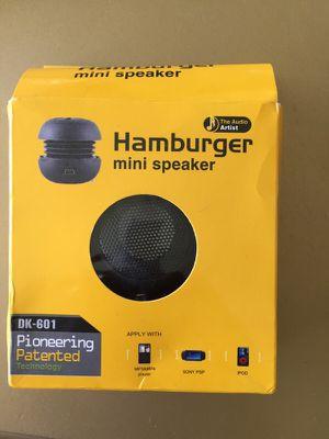Mini speaker for Sale in Fairfax, VA