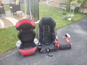 Evenflo car seats for Sale in S CHEEK, NY