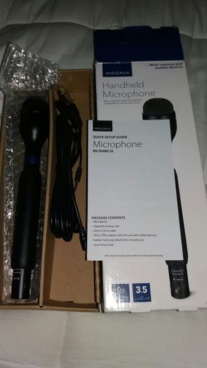 Microphone for Sale in Sanger, CA